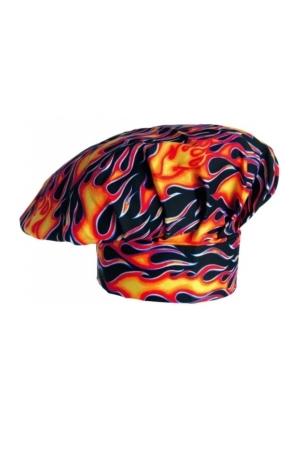 """Kochhut FLAMES - Muster """"flame"""""""