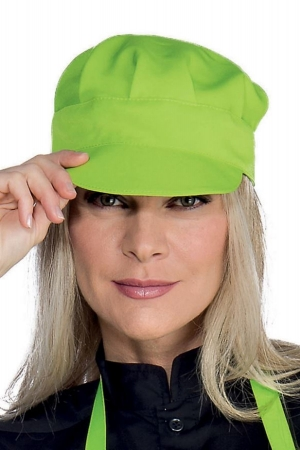 Schildmütze SORRY - apfelgrün