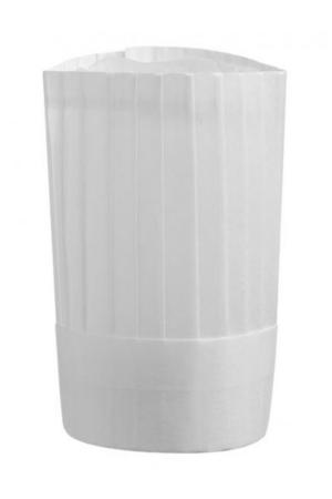 Papierkochhüte TNT SHOW CAP - weiß