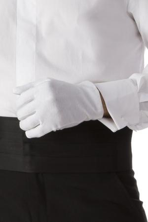 Handschuhe LAW - weiß