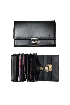 Brieftasche KING - schwarz