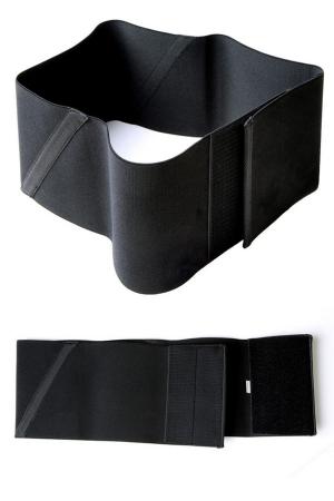 Nierengurt LAW - schwarz