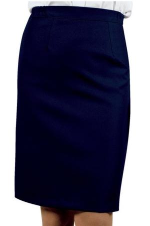 Damenrock LISA - dunkelblau