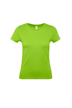Damen T-Shirt Heavy E150 - orchid green