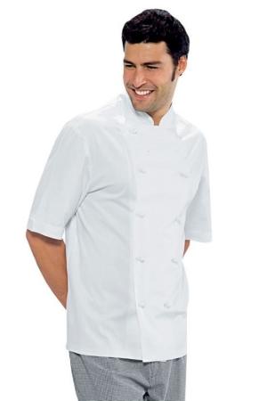 Kochjacke ENRICO - k/Ä - weiß