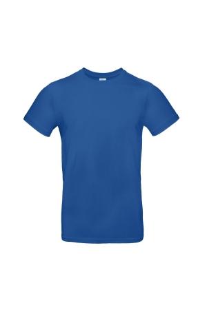 Herren T-Shirt Heavy E190 - k/Ä - königsblau