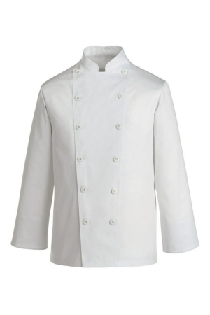 Giacca cuoco ELEGANCE - bianco