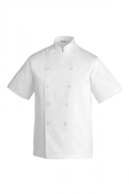 Kochjacke CLASSIC - weiß