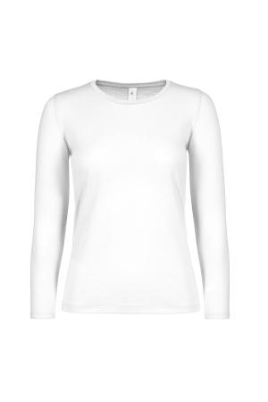 Damen T-Shirt Heavy E190 - l/Ä - weiß