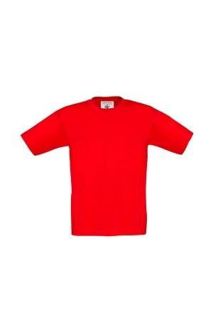 Kinder T-Shirt Exact 150 - rot