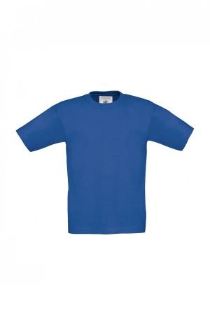 Kinder T-Shirt Exact 190 - königsblau