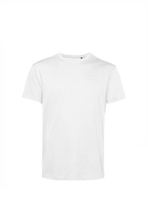 Herren Organic T-Shirt E150 - weiß
