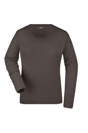 Damen T-Shirt JN 906 - charcoal