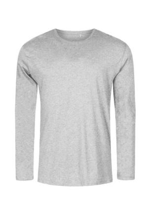 Herren T-Shirt P1465 - heather grey