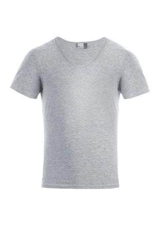 Herren T-Shirt Slim Fit P3082 - sports grey