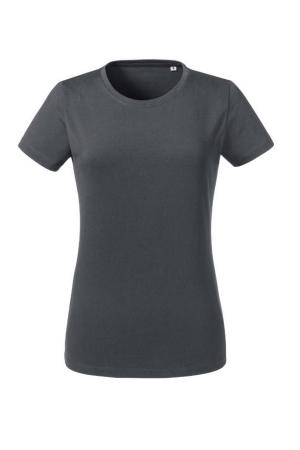 Damen T-Shirt Organic 118F - convoy grey