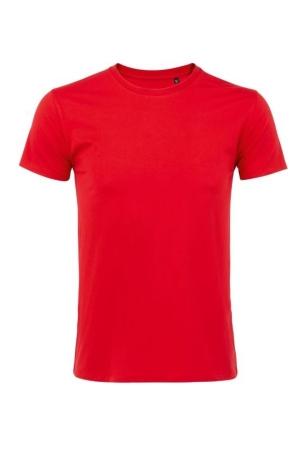 Herren T-Shirt Slim Fit 0580 - rot
