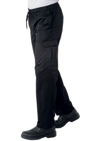 Pantachef BLACK - schwarz