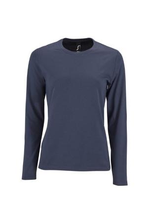 Damen T-Shirt Imperial 2075 - l/Ä - mausgrau