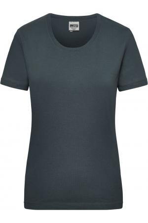 Damen T-Shirt JN 802 - dunkelgrau