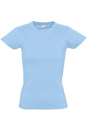 Damen T-Shirt IMPERIAL WOMEN - hellblau