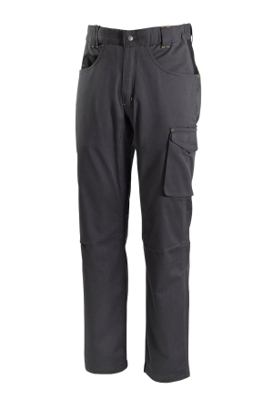 Herrenhose FLEXY STRECH - grau