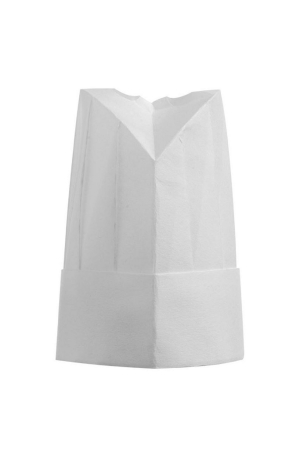 Papierkochhüte TNT MOON RITZ - weiß