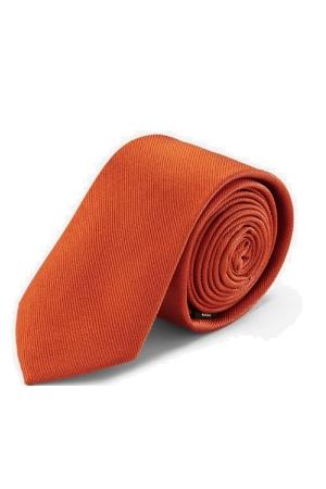 Krawatte COLORADO GUTENBERG - orange