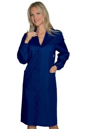 Damenmantel 0091 - dunkelblau