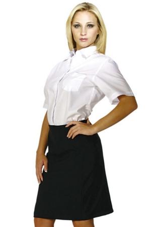 Bluse DANIELA - k/Ä - weiß