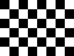 schwarz/weiß klein kariert